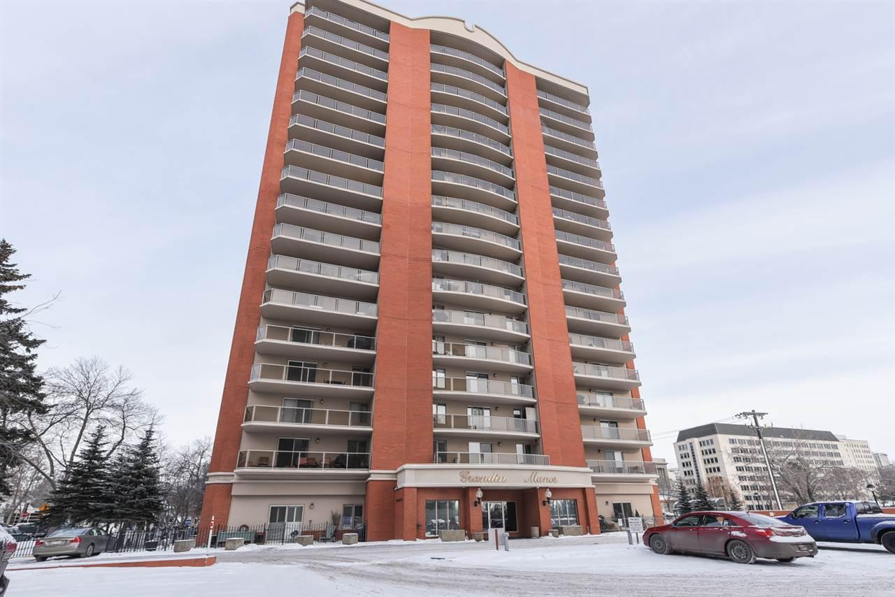 Buliding: 9741 110 Street, Edmonton, AB