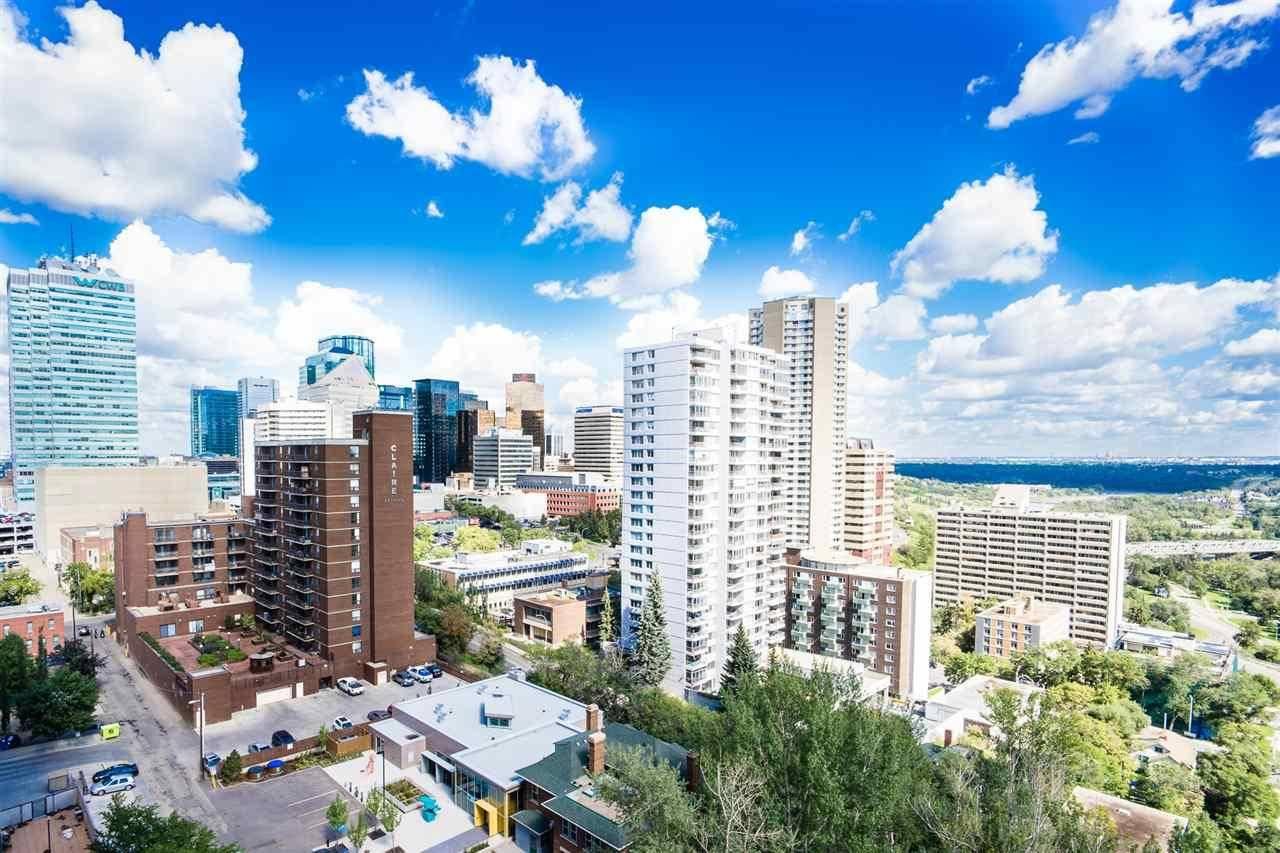Condo for sale at 9909 104 St Nw Unit 1507 Edmonton Alberta - MLS: E4180749