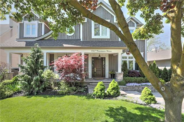 For Sale: 1507 Constance Drive, Oakville, ON | 4 Bed, 4 Bath House for $2,395,000. See 20 photos!