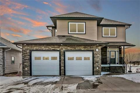 House for sale at 1507 Sunshine Pl Southeast High River Alberta - MLS: C4289272
