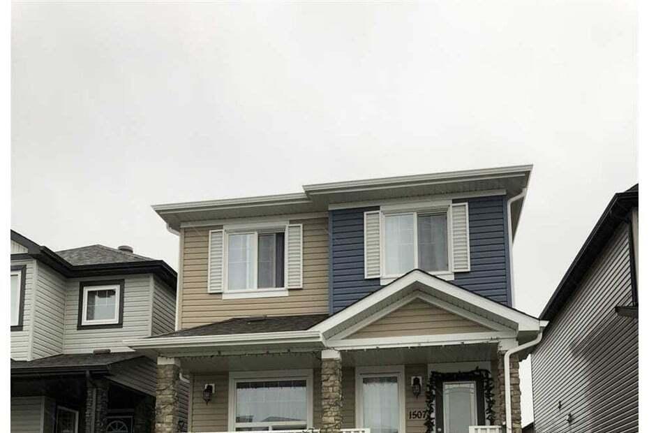 House for sale at 1507 Tamarack Bv NW Edmonton Alberta - MLS: E4198682