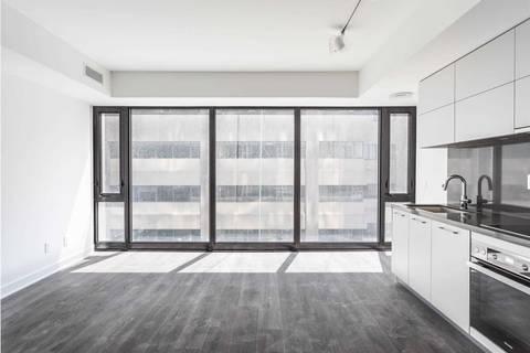 Apartment for rent at 188 Cumberland St Unit 1508 Toronto Ontario - MLS: C4576136