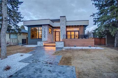 House for sale at 1508 22 St Northwest Calgary Alberta - MLS: C4236270