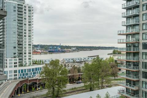 Condo for sale at 898 Carnarvon St Unit 1508 New Westminster British Columbia - MLS: R2452162