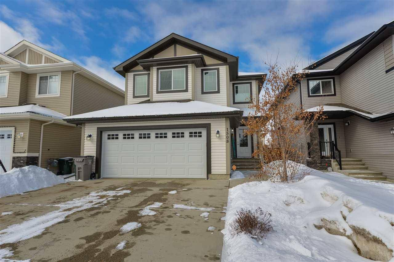 House for sale at 1508 Westerra Bn  Stony Plain Alberta - MLS: E4193028