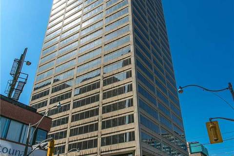 Commercial property for lease at 108 Dundas St Apartment 1509 Toronto Ontario - MLS: C4662444