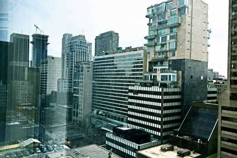 Apartment for rent at 155 Yorkville Ave Unit 1509 Toronto Ontario - MLS: C4418234