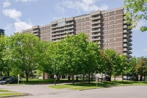 Condo for sale at 1705 Playfair Dr Unit 1509 Ottawa Ontario - MLS: 1158116