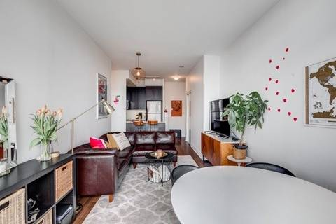 Condo for sale at 500 St Clair Ave Unit 1509 Toronto Ontario - MLS: C4389365