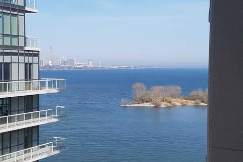 Apartment for rent at 59 Annie Craig Dr Unit 1509 Toronto Ontario - MLS: W4551356