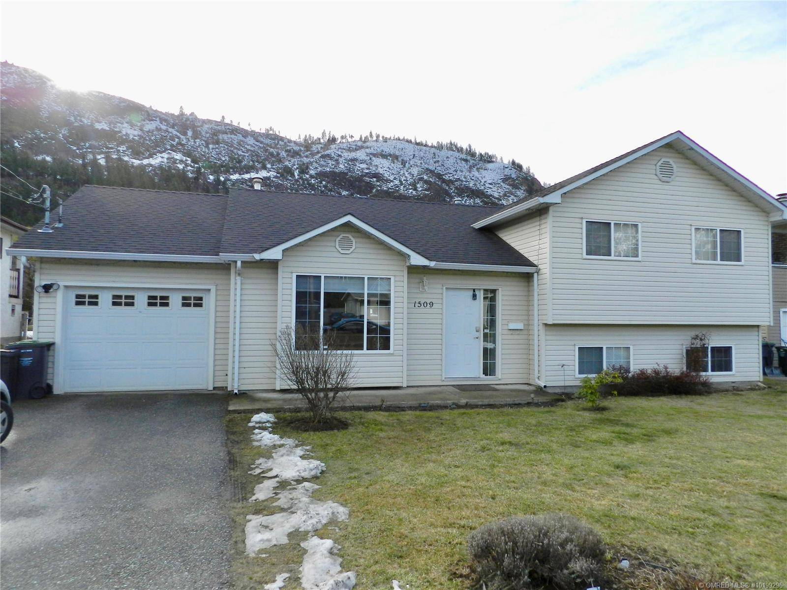 House for sale at 1509 Brentwood Rd West Kelowna British Columbia - MLS: 10199296