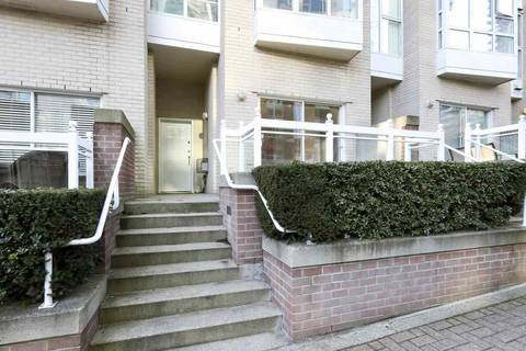 Townhouse for sale at 1509 Hornby St Vancouver British Columbia - MLS: R2444707