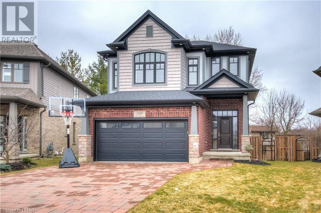 House for sale at 1509 Horseshoe Cres London Ontario - MLS: 251775