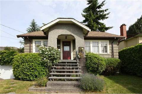 House for sale at 1509 Nanaimo St New Westminster British Columbia - MLS: R2446445