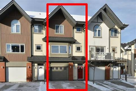 Townhouse for sale at 1509 Wentworth Villa(s) Southwest Calgary Alberta - MLS: C4278126