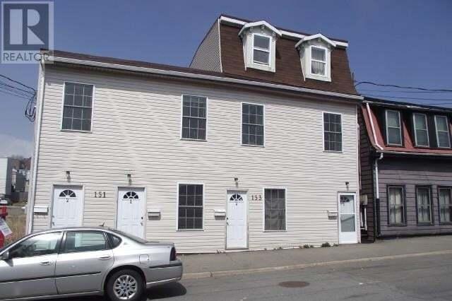Townhouse for sale at 153 St. James St Unit 151 Saint John New Brunswick - MLS: NB032779