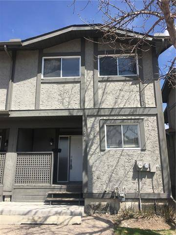 Townhouse for sale at 7172 Coach Hill Rd Southwest Unit 151 Calgary Alberta - MLS: C4295033