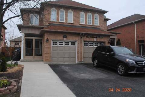 Townhouse for sale at 151 Albright Rd Brampton Ontario - MLS: W4801439