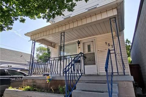 House for sale at 151 Belmont Ave Hamilton Ontario - MLS: H4057556