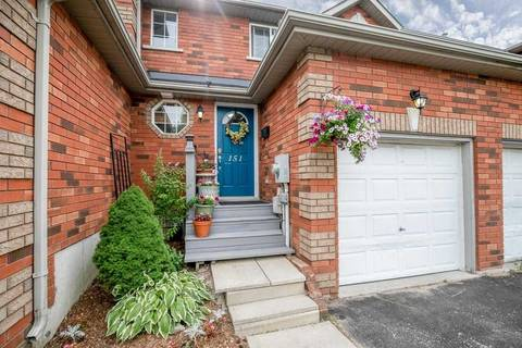 Townhouse for sale at 151 Black Cherry Cres Barrie Ontario - MLS: S4520522