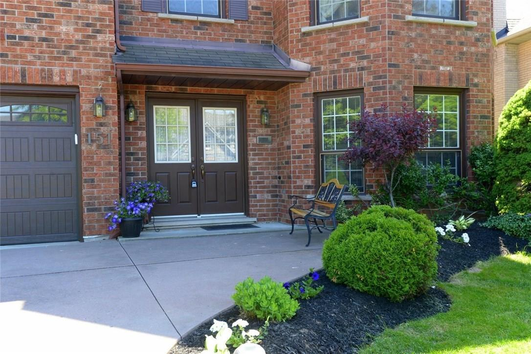 For Sale: 151 Bluebell Crescent, Hamilton, ON | 4 Bed, 4 Bath House for $839,990. See 2 photos!