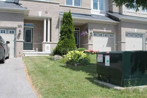 Townhouse for sale at 151 Courtland Cres Newmarket Ontario - MLS: N4519173