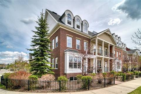 Townhouse for sale at 151 Couture Cres Southwest Calgary Alberta - MLS: C4288273