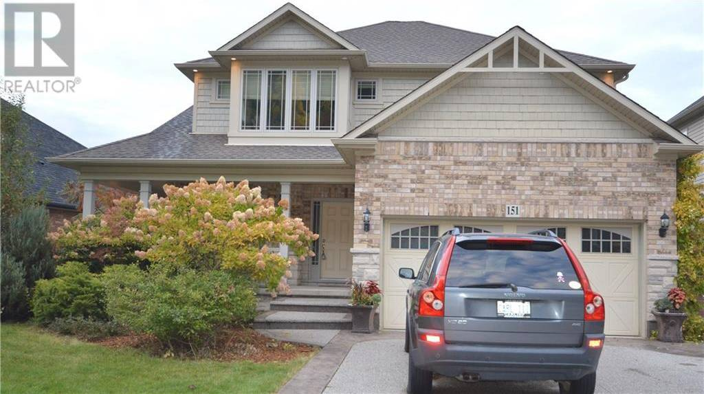 House for sale at 151 Dorchester Dr Grimsby Ontario - MLS: 30772375