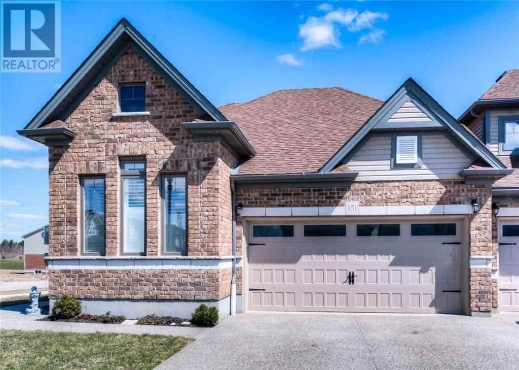 House for sale at 151 Eden Oak Tr Kitchener Ontario - MLS: 30800905
