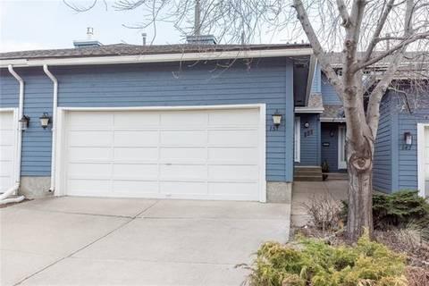 Townhouse for sale at 151 Edgemont Estates Dr Northwest Calgary Alberta - MLS: C4288177