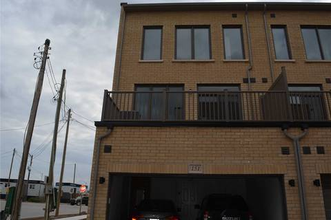Townhouse for rent at 151 Huguenot Rd Oakville Ontario - MLS: W4736534