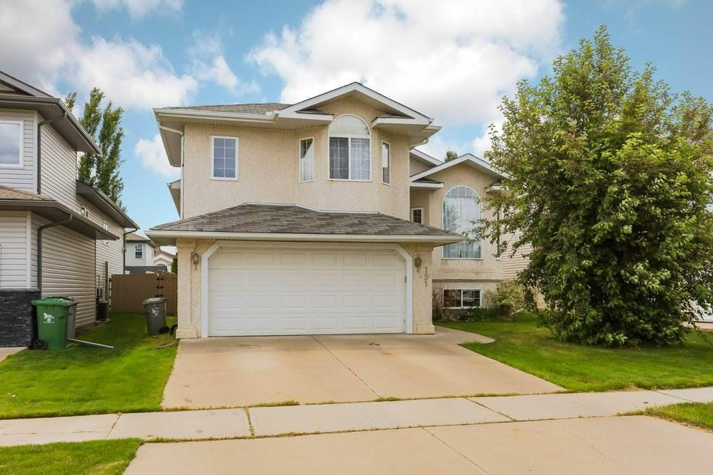 House for sale at 151 Lakeview Cres Beaumont Alberta - MLS: E4162616