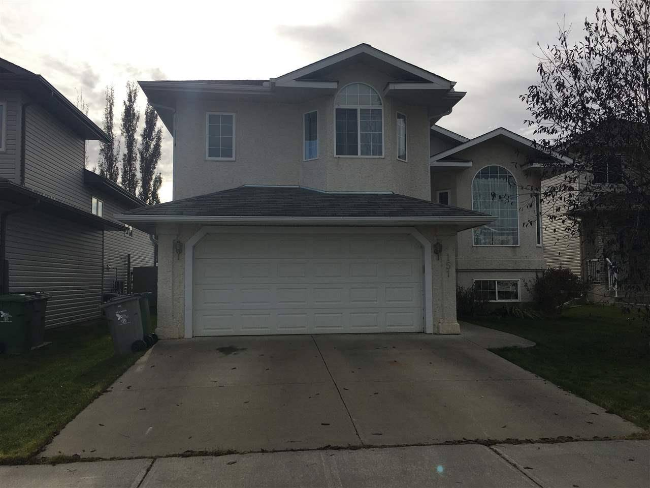 House for sale at 151 Lakeview Cres Beaumont Alberta - MLS: E4177709