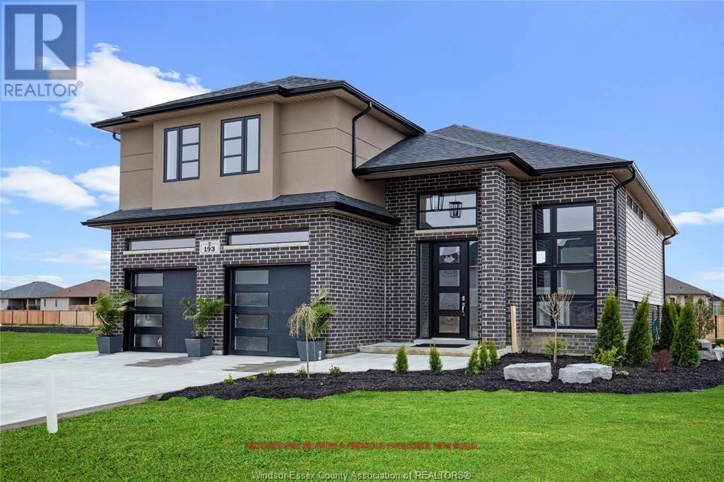 House for sale at 151 Lambert St Amherstburg Ontario - MLS: 20003393