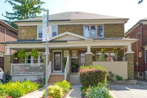 Townhouse for sale at 151 Linsmore Cres Toronto Ontario - MLS: E4513663