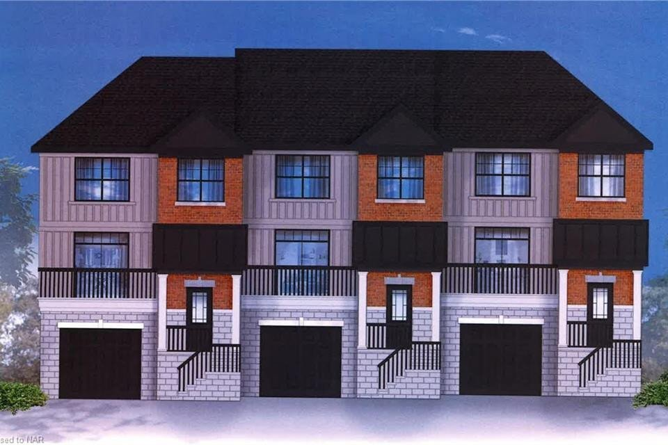 Townhouse for sale at 151 Moffatt St St. Catharines Ontario - MLS: 40027621