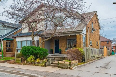Townhouse for sale at 151 Mortimer Ave Toronto Ontario - MLS: E5002325
