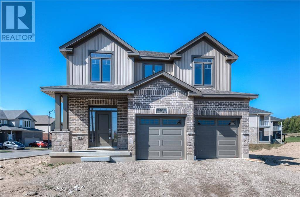 House for sale at 151 Mountain Holly Ct Waterloo Ontario - MLS: 30785465