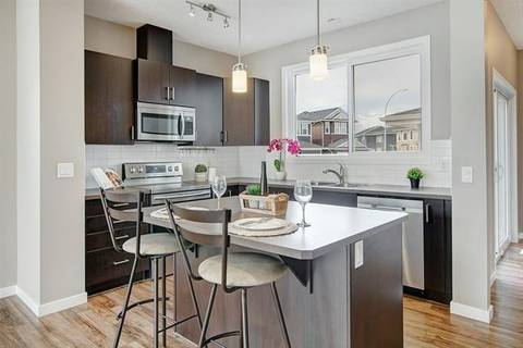 Townhouse for sale at 151 Redstone Gr Northeast Calgary Alberta - MLS: C4285341