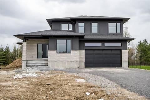 House for sale at 151 Ridgemont Dr Ashton Ontario - MLS: 1139557