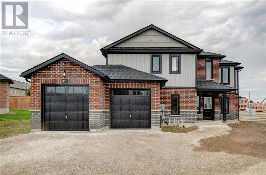 Townhouse for sale at 151 Rochefort St Kitchener Ontario - MLS: 30705898