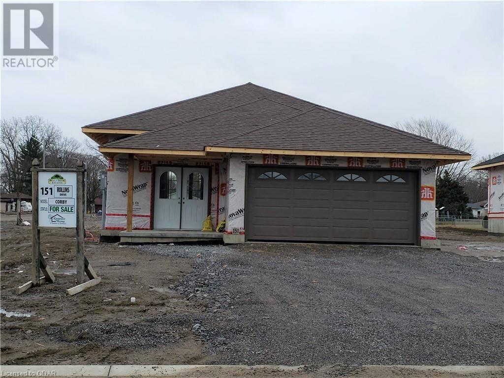 House for sale at 151 Rollins Dr Belleville Ontario - MLS: 218793