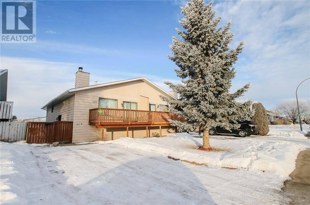 Townhouse for sale at 151 Rupert Cres Red Deer Alberta - MLS: ca0186727