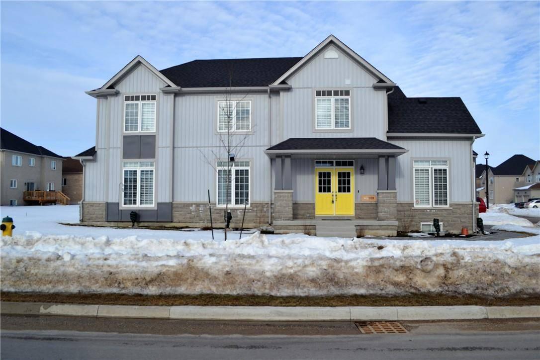 House for sale at 151 Ryan St Fergus Ontario - MLS: H4073279