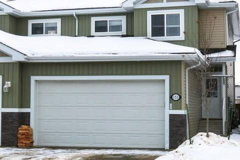 Townhouse for sale at 151 Spruce Gardens Cres Spruce Grove Alberta - MLS: E4141899