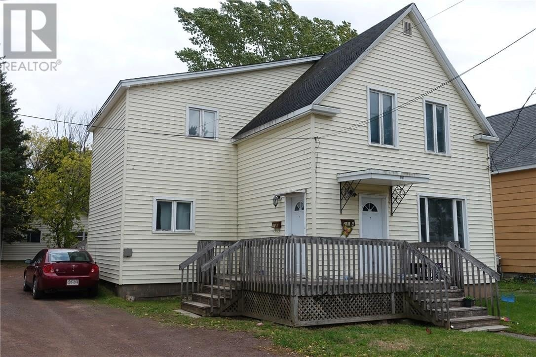 Townhouse for sale at 151 Steadman St Moncton New Brunswick - MLS: M131369