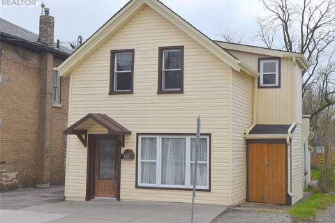 House for sale at 151 Sydenham St Brantford Ontario - MLS: 30732170