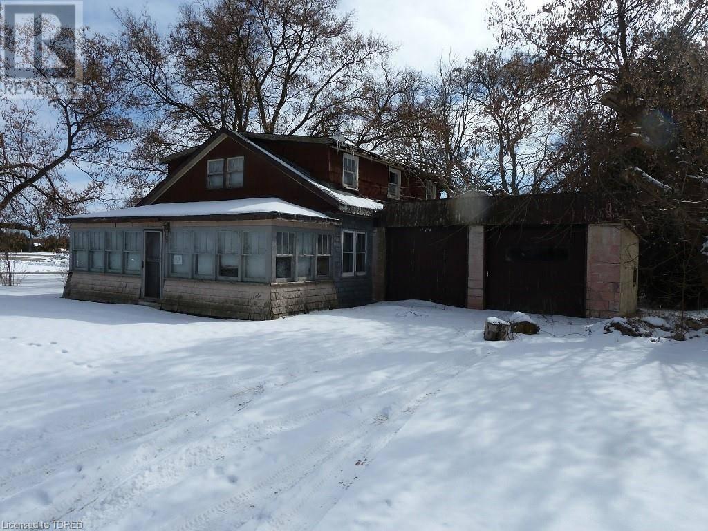 House for sale at 151 Town Line Rd Tillsonburg Ontario - MLS: 244691