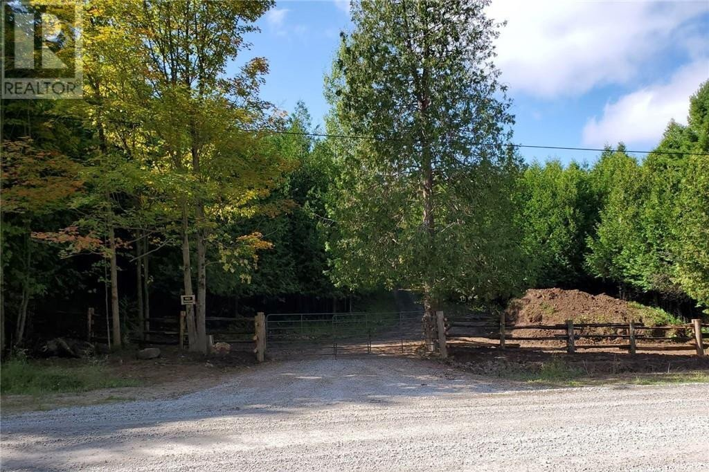 Residential property for sale at 151 West Back Line Grey Highlands Ontario - MLS: 40019214