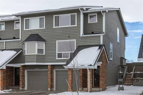 Townhouse for sale at 151 Woodglen Gr Southwest Calgary Alberta - MLS: C4282930